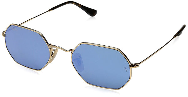 Ray-Ban Metal Unisex Oval Sunglasses