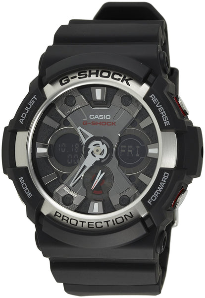 G Shock By Casio Ga200-1A Ana-Digi Mens Watch [Watch]