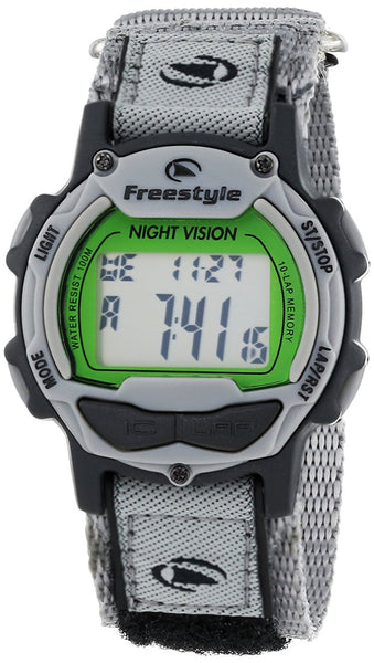 Freestyle Women's FS84887 Predator Grey/Green Watch