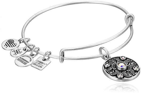 Alex and Ani Womens Charity By Design Wings of Change Bracelet