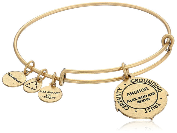 Alex and Ani Anchor II EWB Bangle Bracelet