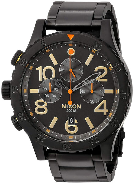 Nixon Unisex The 48-20 Chrono X Sport Lux Collection