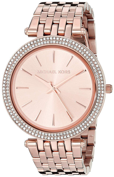 Michael Kors Darci Rose Gold-Tone Ladies Watch MK3192