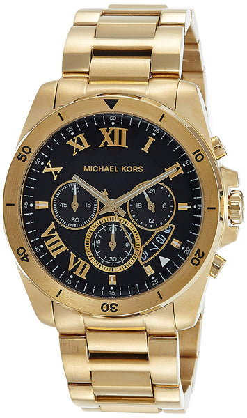 Michael Kors Watches Brecken Chronograph Watch