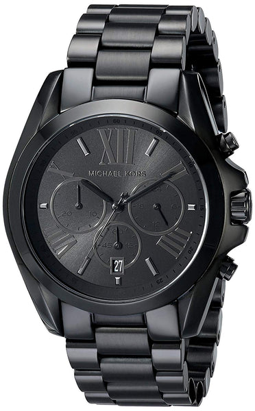 Michael Kors MK 5550 Bradshaw Blacktone Chronograph Watch