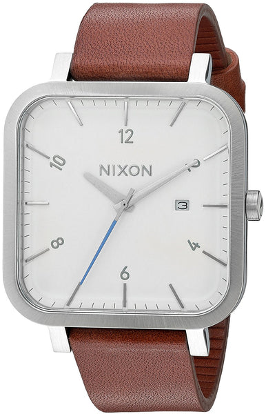 Nixon Men's A9392168 Ragnar Analog Display Japanese Quartz Brown Watch
