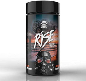 Outbreak Nutrition Rise - Testosterone Booster