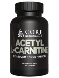 Core Nutritionals Acetyl L-Carnitine
