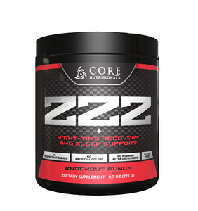 Core Nutritionals: Core ZZZ