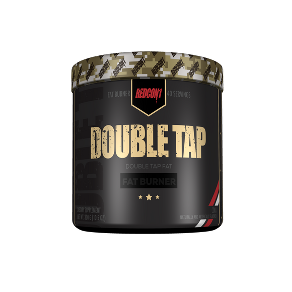 RedCon1 Double Tap - Fat Burner