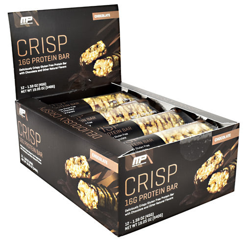 MusclePharm Crisp Protein Bar