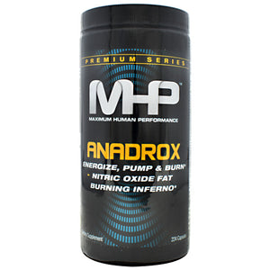 MHP Anadrox Pump & Burn