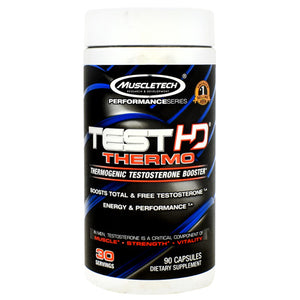 MuscleTech Test HD Thermo