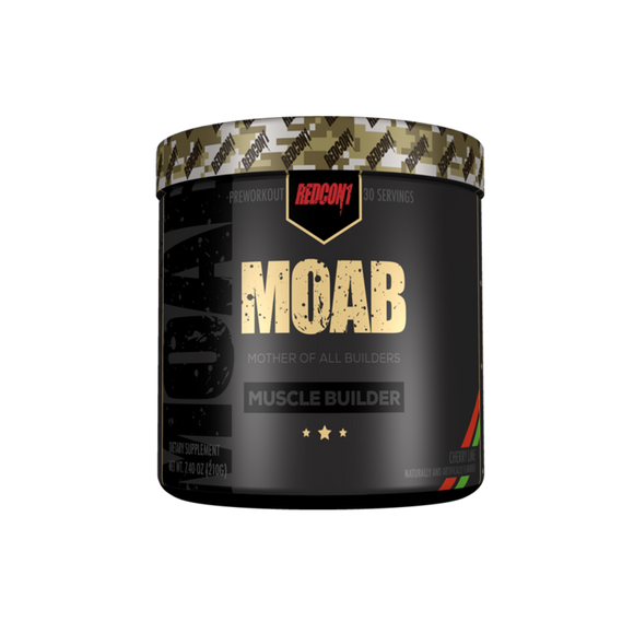 RedCon1 MOAB - Muscle Builder