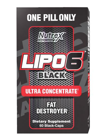 Nutrex Lipo-6 Ultra Concentrate