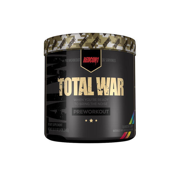 RedCon1 Total War: Pre-Workout