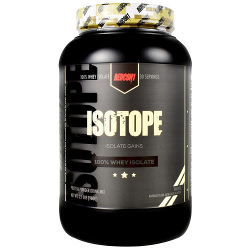 RedCon1 Isotope - 100% Whey Isolate Protein