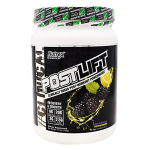 Nutrex Research Postlift - Blackberry Lemonade - 20 Servings - 857839006693