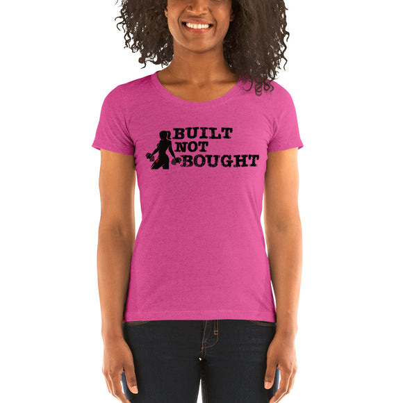Ladies' Built Not Bought Soft EP T-Shirt
