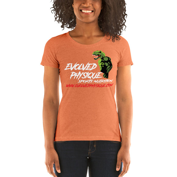 Ladies Evolved Physique Soft T-Shirt