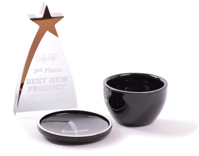 Brewista's Award-Winning Cupping Bowl