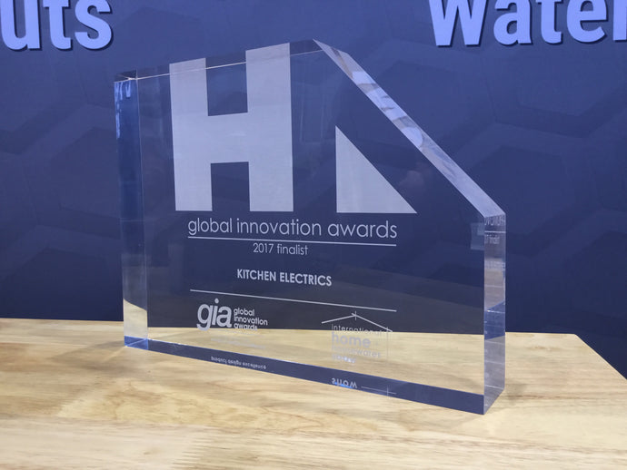 Brewista's NutraMilk named one of 5 finalists in the Kitchen Electrics Category for the IHA Global Innovation Award