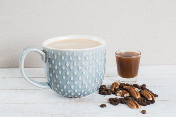 Coffee Pecan Milk Recipe for the NutraMilk