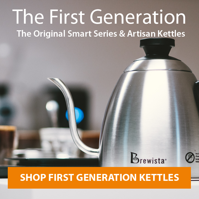Brewista First Generation Kettles