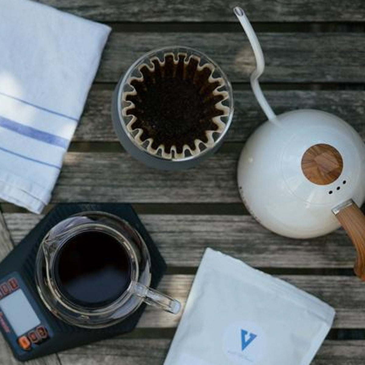 Brewista Essentials™ Pour Over Paper Filters - FREE Sample Pack! (Choose from 2 styles)