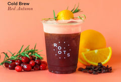 Red Autumn Cold Brew
