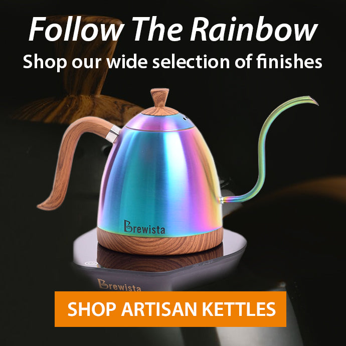 Brewista Artisan Variable Temperature Kettles