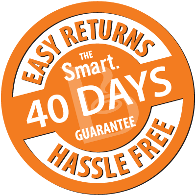 Brewista's Smart Returns 40 Day Return Policy