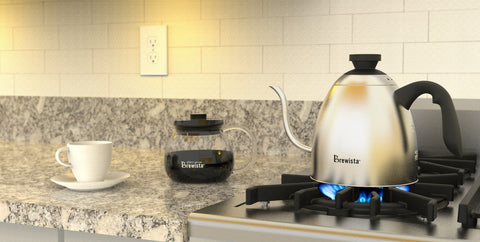Smart Pour™ Stovetop Kettle