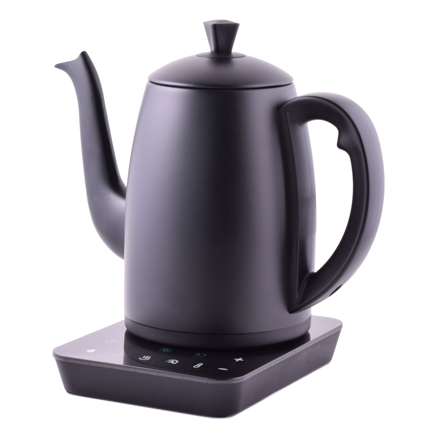 Smart Pour 2™ Cupping Kettle Matte Black - 2L