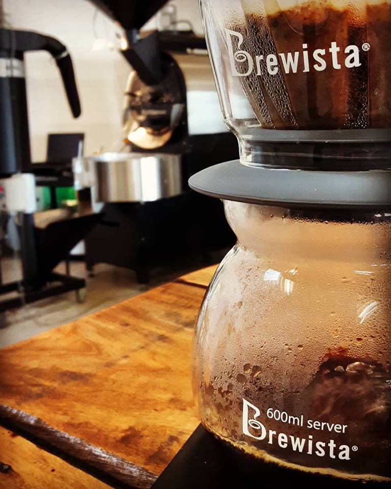 Smart Dripper Flat Bottom Glass Dripper Brewista