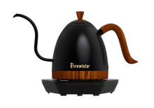 Brewista Artisan 600mL Gooseneck Variable Temperature Kettle - Matte Black - Brewista