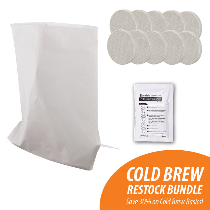 Cold Brew Restock Bundle - Brewista