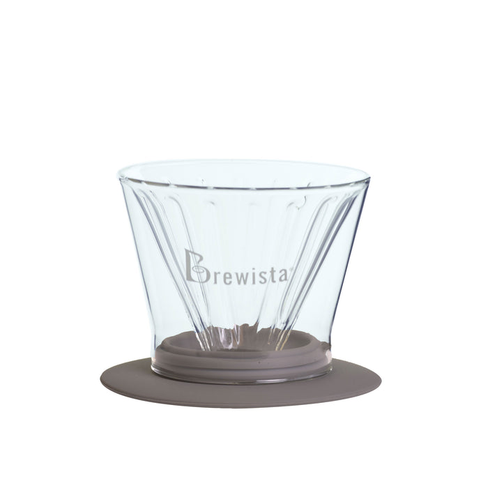 Smart Dripper™ Full Cone Glass Dripper - Brewista