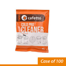 Cold Pro Cleaner - Case of 100 packs - Brewista