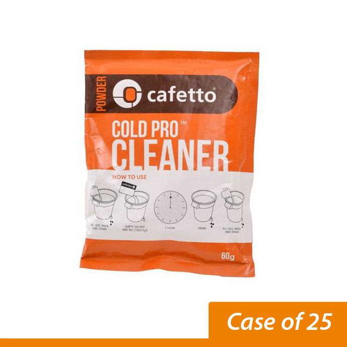 Cold Pro Cleaner - Case of 25 packs - Brewista