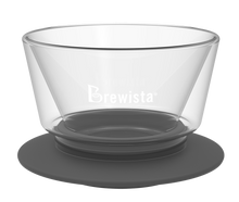 Smart Dripper™ Flat Bottom Glass Dripper - Brewista