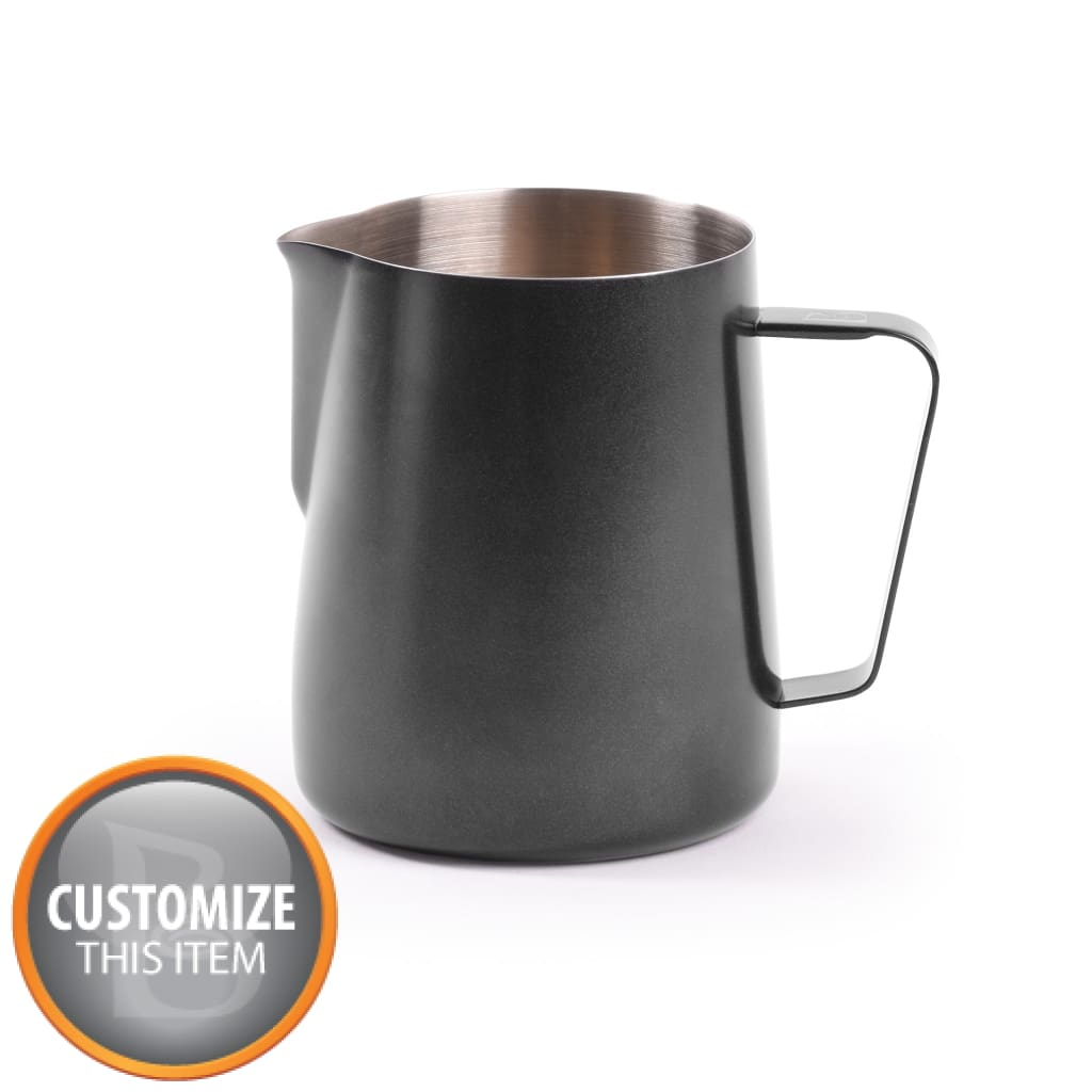 Smart Pour™ 20 oz. Precision Frothing Pitcher - Black - Brewista