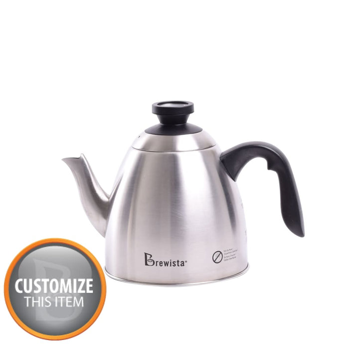 Stout Spout™ 1.2L Stovetop Cupping Kettle - Brewista