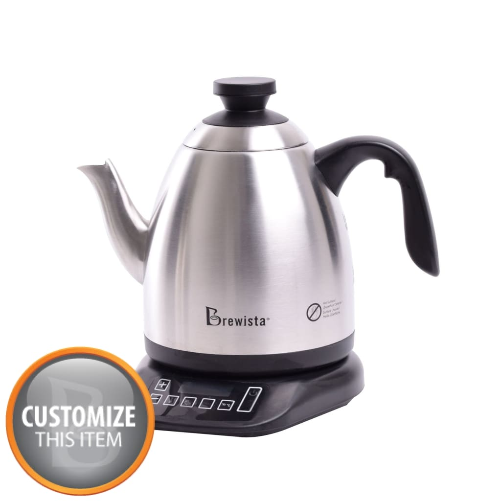 Stout Spout™ 1.2L Variable Temperature Cupping Kettle - Brewista