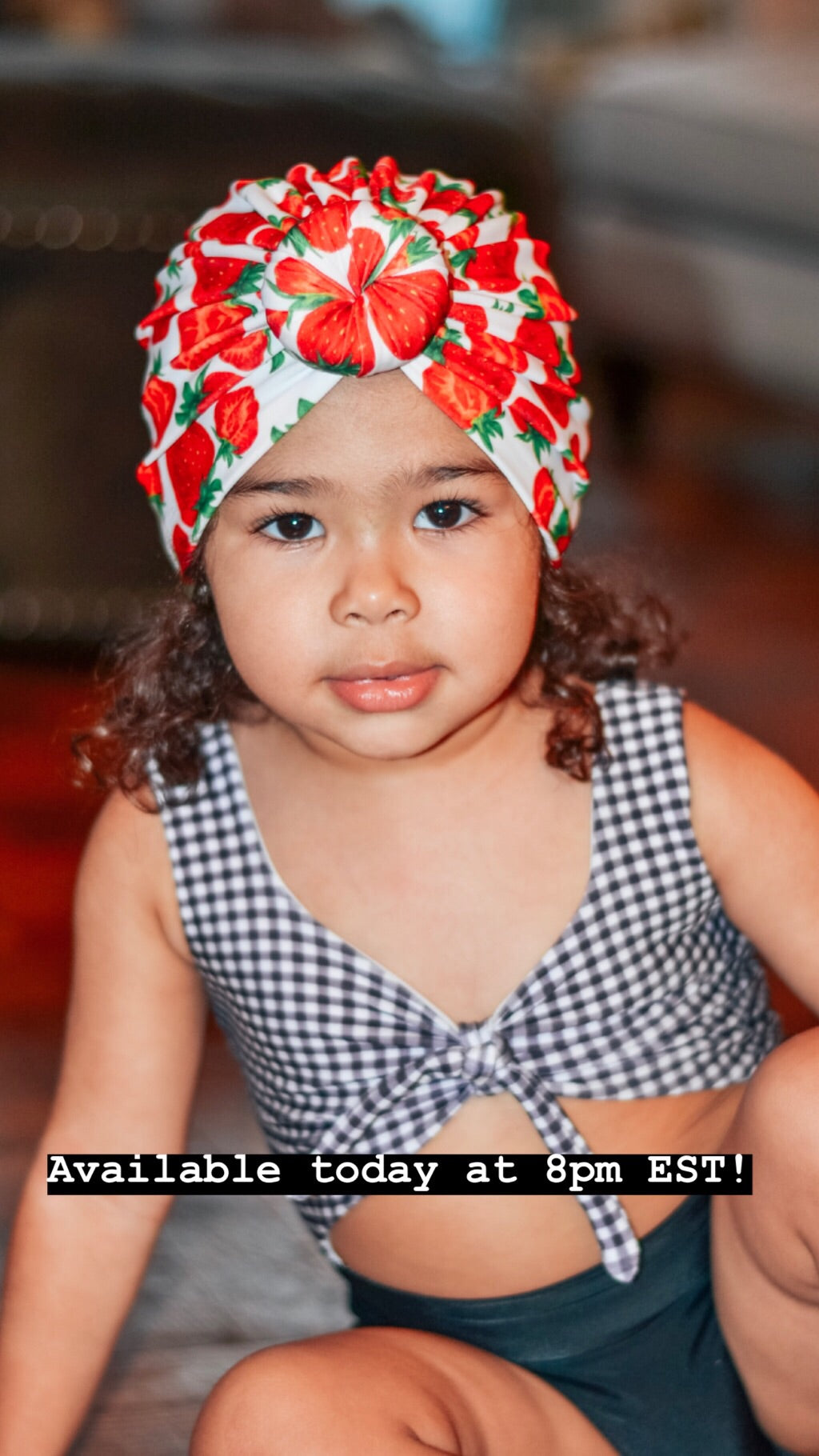Piper Swim Turban