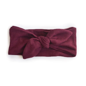 Rhea Self-Tie Headband