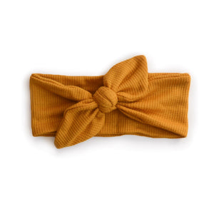Marigold Self-Tie Headband