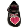 Zaxy Girls Pets Jelly Mary Jane Flat (Toddler)