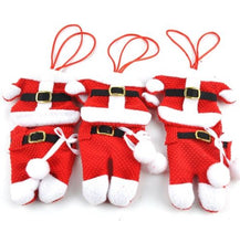 Christmas Silverware Holder 6pcs
