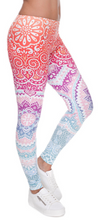 Aztec Pattern Leggings